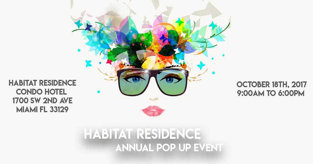Venegroup en el Habitat Residence Annual Pop Up Event