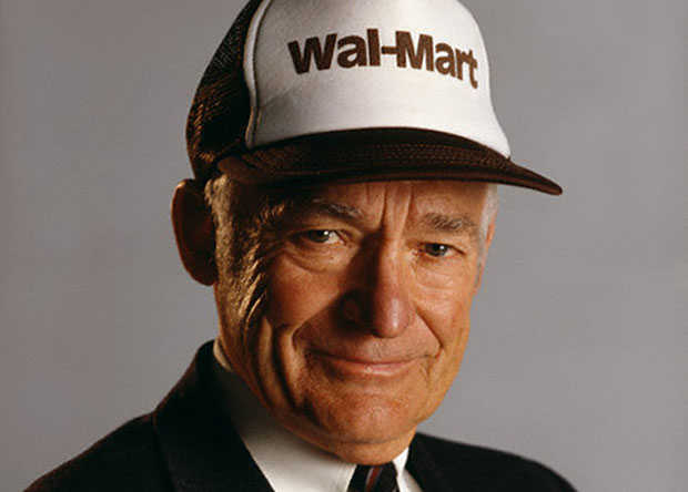 Sam Walton, fundador de Walmart - Venegroup Services